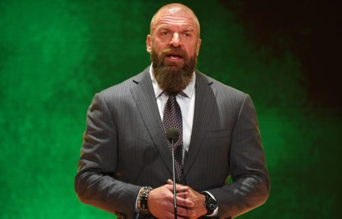 Triple H on the COVID-19 precautions for NXT TakeOver 31
