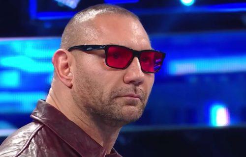 Batista Bold Message To WWE Diva Leaks