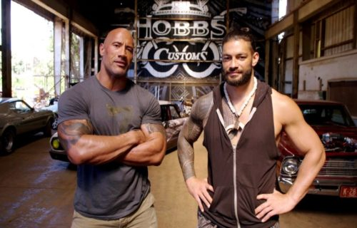 Roman Reigns on the lesson he learnt from The Rock