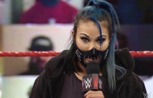 Reckoning explains her bizarre segment during RETRIBUTION's tag team match