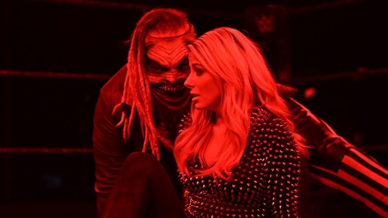 The Fiend with Alexa Bliss