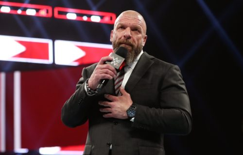 Triple H on involvement of NXT in WWE Draft