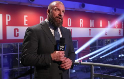 Triple H Real Reason For Heart Attack Leaks