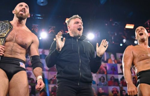 Pat McAfee talks NXT future following loss at WarGames