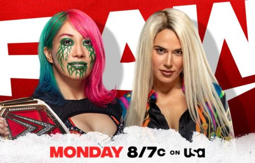 WWE Raw results October 19, 2020: Lana's Ready for Asuka