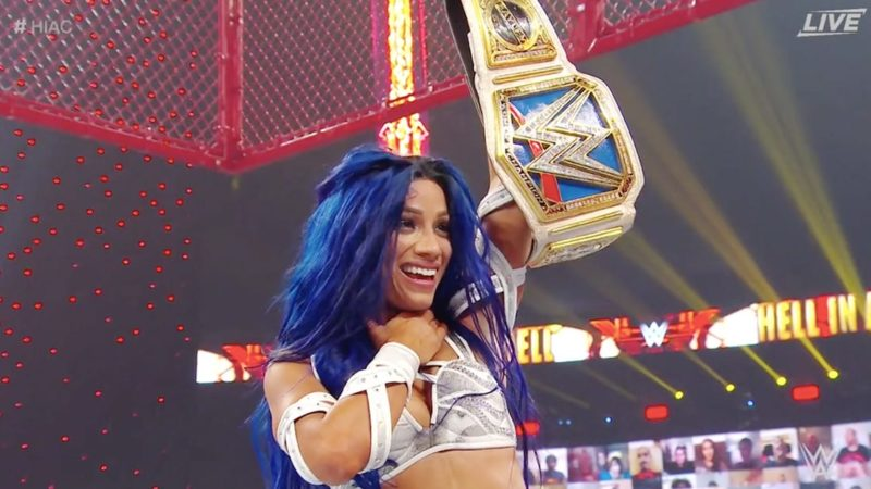 Sasha-Banks-Wins-SmackDown-Womens-Championship-At-Hell-In-A-Cell-2020