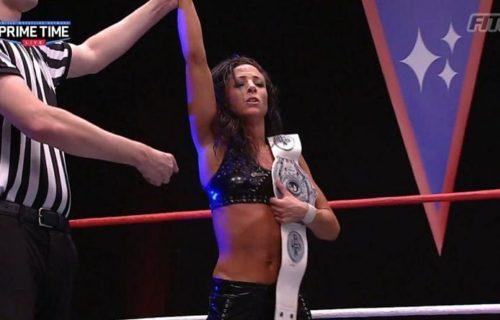 Serena Deeb wins NWA Women's Championship