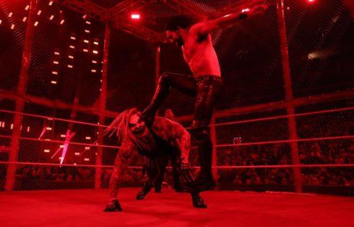 Seth Rollins reveals he wasn't prepared for red lighting in 2019 HIAC match against Fiend
