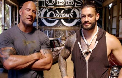 Backstage news on problem with potential Roman Reigns vs. The Rock match