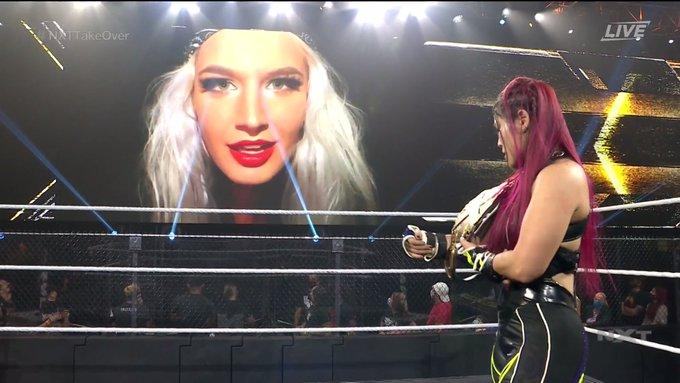 Toni Storm NXT