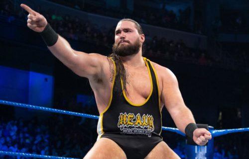 Tucker's WWE brand status confirmed
