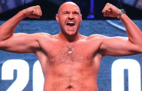 WWE reportedly had match planned between Drew McIntyre & Tyson Fury