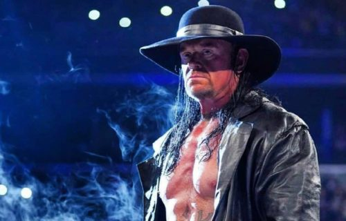 Interesting name made official for Undertaker's final farewell