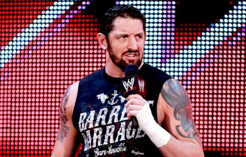 Wade Barrett reveals which opponent can tempt him to make in ring return