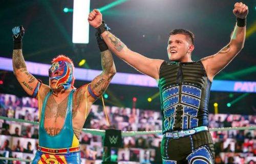 Dominik Mysterio drops hints for sporting a mask in the future