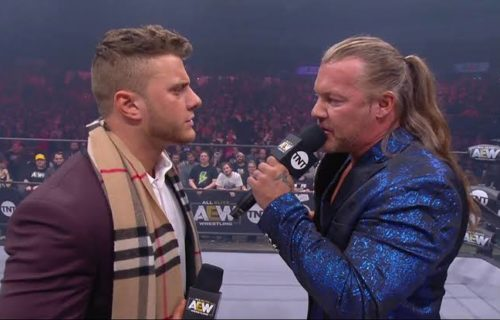 Chris Jericho claims MJF to be 'way more advanced'