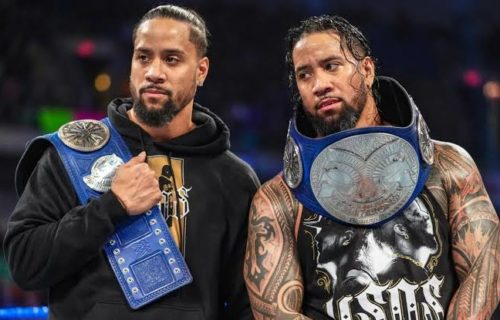 Backstage news on the future of the Usos in WWE revealed