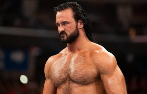 Drew McIntyre recalls the time when had lost confidence