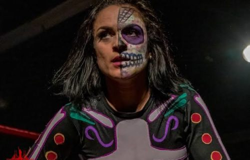 Thunder Rosa discusses her frustrations during her stint in Lucha Underground