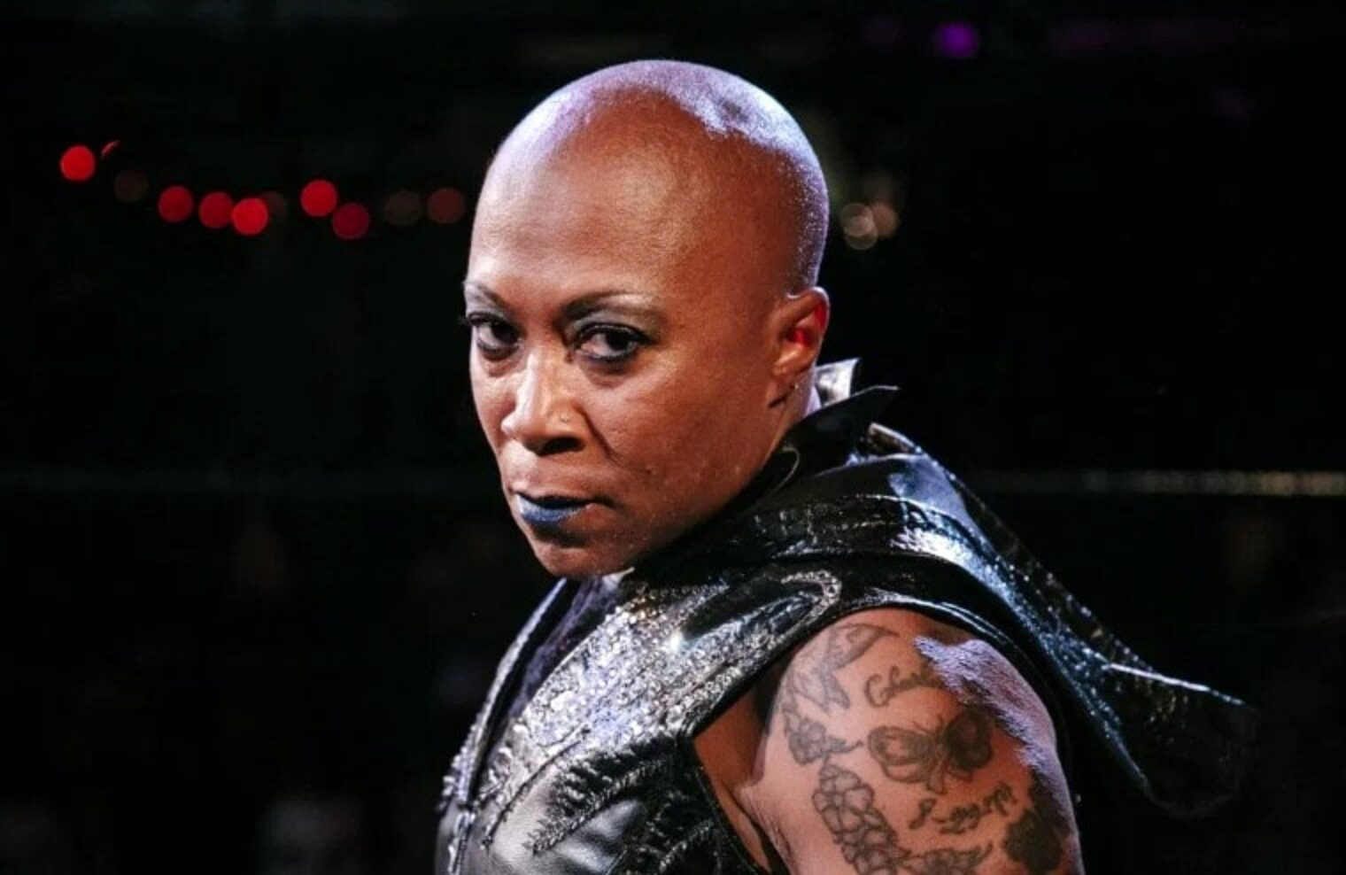 Jazz officially retires from professional wrestling
