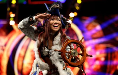 Kairi Sane opens up on her new role in WWE