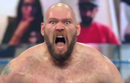 Lars Sullivan returns to Smackdown