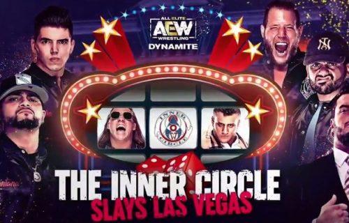 AEW Dynamite results November 18: Inner Circle slays Las Vegas