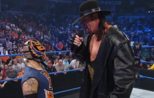 Undertaker weighs in on WWE putting championships on smaller wrestlers