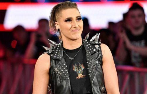 Rhea Ripley on HHH picking her as future WrestleMania main eventer