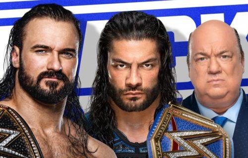 "WWE SmackDown results November 20: Survivor Series ""go-home"" show"