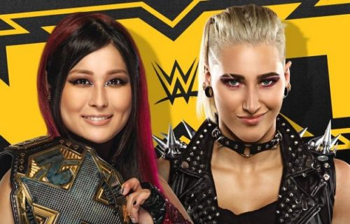 WWE NXT results November 18: Shirai defends title against Ripley