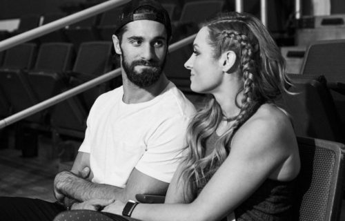 Becky Lynch Sleeps With Daughter In Photo