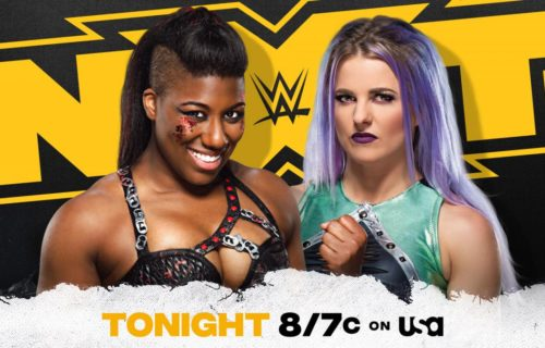 WWE NXT results November 25, 2020: Ember Moon faces Candice LeRae