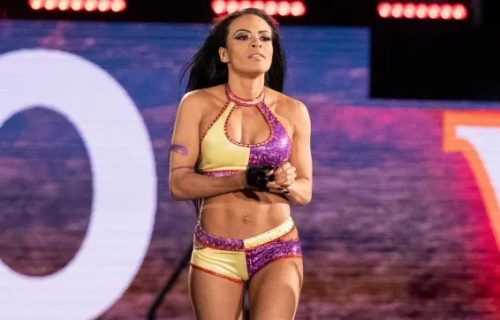 Vince McMahon refused to talk to Zelina Vega after WWE release
