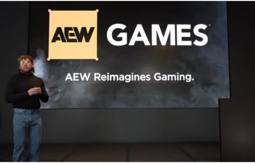 AEW has confirmed Yuke's console game and more