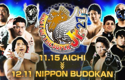 Best of Super Juniors 2020 participants announced by NJPW