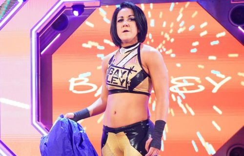 Bayley reveals cancelled plans for her WrestleMania entrance