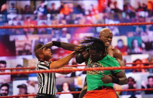 New champion crowned on WWE Monday Night RAW