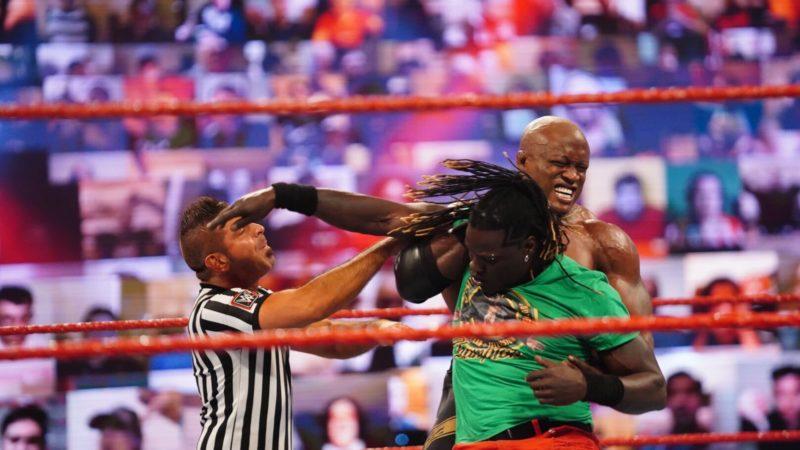 Bobby Lashley R-Truth WWE RAW Drew Gulak