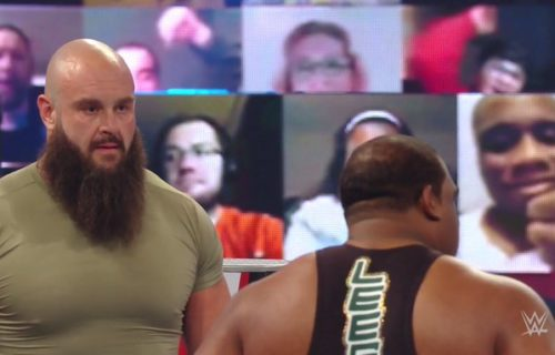 Potential reason for Braun Strowman's WWE storyline suspension