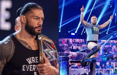 Backstage update on planned match between Roman Reigns and Daniel Bryan