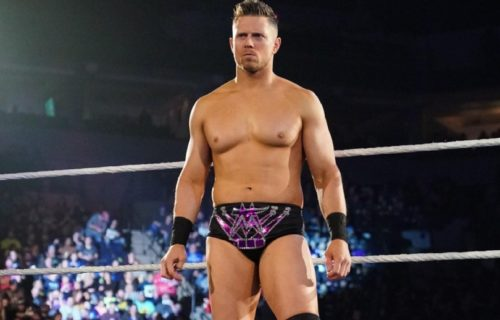 "The Miz says Drew McIntyre's WWE title victory was ""hot potato"" win"