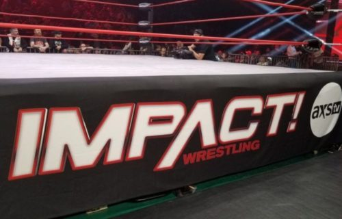 Retired champion returning to Impact Wrestling