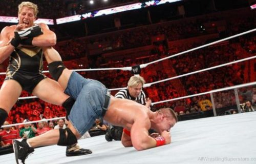 John Cena did not want to drop WWE Title to Jake Hager