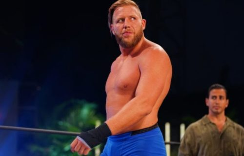 Jake Hager on number of times he contacted Cody Rhodes about working in AEW
