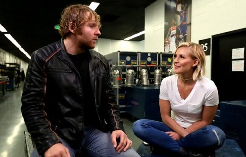 Renee Young talks pregnancy after big announcement