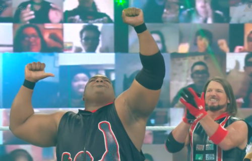 Keith Lee 'Is Done' With WWE Fans, Missing Raw