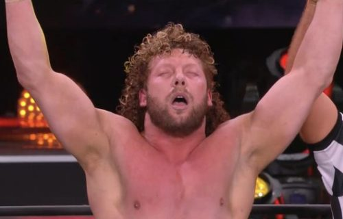 Kenny Omega wins #1 Contender's tournament at Full Gear