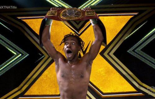 Leon Ruff is the new NXT North American Champion