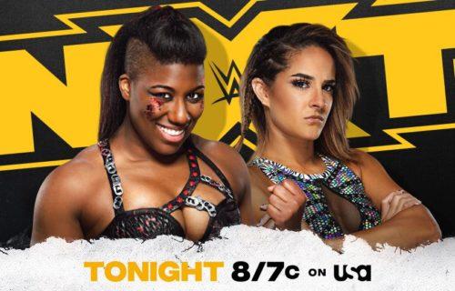 WWE NXT results November 04, 2020: New Moon Rising
